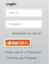 macys login page email and password field
