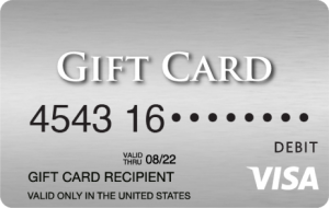 Review Gift Card